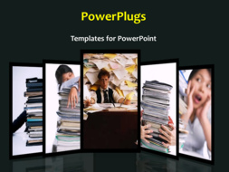 PowerPoint Template - Business workload